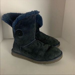 UGG Blue Bailey Boots 5/27